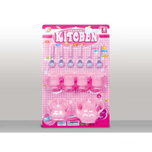 Girl′s Favorite Lovely Plastic Tea Set Toy for Kids (10214270)