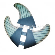 2015 new style honeycomb fiberglass surfboard fin/fish fins costume