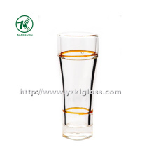 Botella de pared doble de BV, SGS (Dia7.3cm, H: 17.8cm, 330ml)