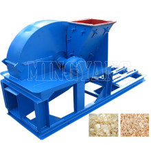 CE approved high-quality wood shaving machine for chicken bedding