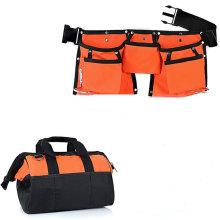 Sac de ceinture à outils pour enfants, taille plus