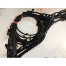 Trocador de calor de vedação gaxeta HNBR Apv K71
