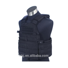 Military Black Gear Molle Paintball Combat Soft bulletproof armor tactic vest