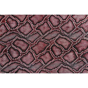 Snake Grain Embossed Pu Da