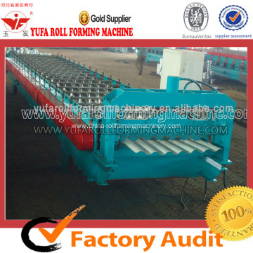 Personlized Products for Corrugated Tile Roll Forming Machine Metal Sheet Corrugated Tile Making Machine supply to Mauritius Manufacturer