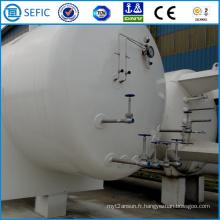 Réservoir de stockage de CO2 liquide industriel à basse pression 2014 (CFL-20 / 2.2)