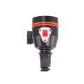 Hot Sale Diving Flashlight 6500 Lumen Scuba Diving Video Equipment