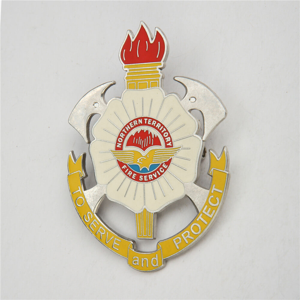 Custom Logo Printed Your Design Printing Lapel Pin