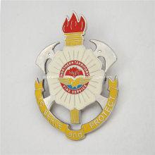 Logotipo personalizado impreso su diseño Imprimir Pin de solapa