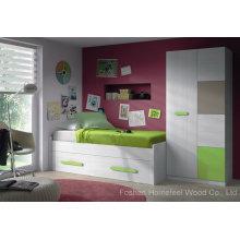 Простая детская мебель для спальни (HF-EY08101)