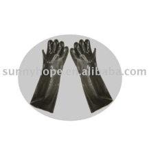Neoprene Dipped Glove for Heavy Duty Working