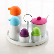 heiße Keramik Küche Kanister Set