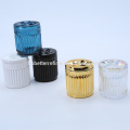 New Arrival Luxury Black Candle Jar