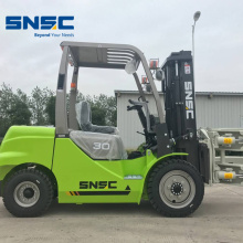 3Ton Paper R Clamp Diesel Forklift