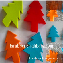 FDA Christmas Tree Silicone Door Stopper (FXDS08)