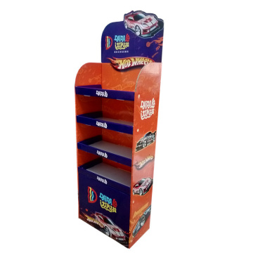 Supermercado Tienda de conveniencia Snack Paper Display
