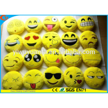 Almofada Emoji de pelúcia popular de moda de alta qualidade para o presente de Chrismas