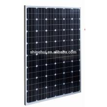 Alta eficiência Mono / Poly painel solar preço barato fazer na China para o Paquistão mercado Painel solar