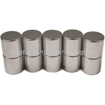 Zylindermagnete mit Ni-Beschichtung