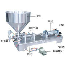 Semi Automatic Liquid Filling Machine Shampoo / Beverage Fi