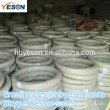 Хэбэй строительных материалов BWG22 оцинкованной железной проволоки