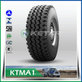 High quality tipper tyre, Keter Brand truck tyres