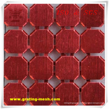 Colorido decorativo / Metal cortina de cortina con precio barato (ISO)