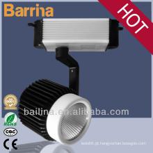 30W baixa iluminação de acompanhamento comercial leve atenuação alto brilho