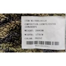 100% Polyester Printing Knitting Fabrics