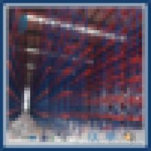 Logistikausrüstung durch Rack-Systeme