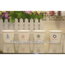 KC-00998 tazas espresso de cerámica
