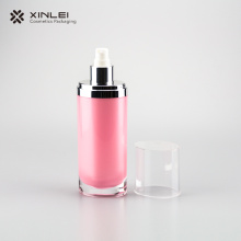 Cosmetic Container Pump Plastic Bottle for Lotion