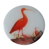 High Quality Printed Badge, Made of Stainless Steel