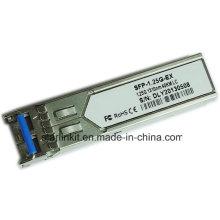 3ª Parte SFP-1.25g-Ex transceptor de fibra óptica compatível com Cisco Switches