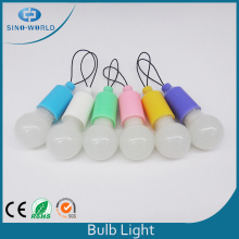 Colgante multicolor Pull Light Promotion bombilla Luces