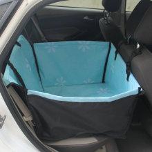 Pet Dog Cat Waterproof Oxford Car Seat Cover