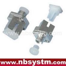 SC / PC - FC / PC HYBIRD Adaptador Singlemode simplex