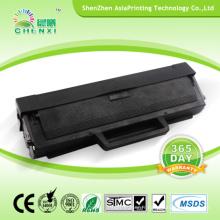 Cartouche de toner de toner de l'imprimante laser 104s pour Samsung Scx3201