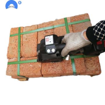 Batteriebetriebene tragbare automatische Umreifungsmaschine