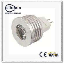 12V 1W светодиодный прожектор