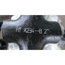 ASME B16.9 Butt weld Mengurangi Cross
