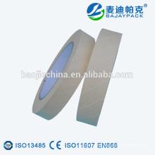 Bande d'indicateur de stérilisation à la vapeur d'autoclave