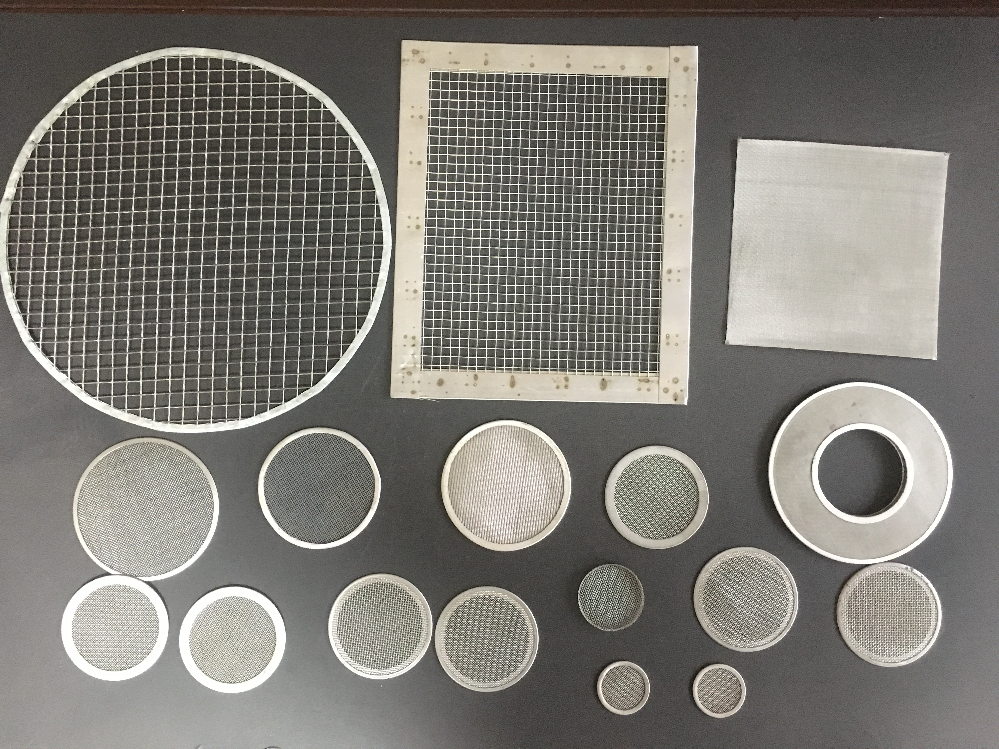 Filter Wire Mesh Disc