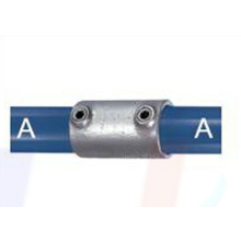 cast iron  hot galvanized straight coupling