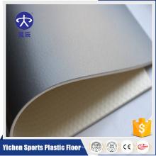 Teste padrão liso da cor cinzenta uso doméstico do revestimento comercial de 3.5 milímetros
