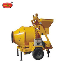 Large Industrial Diesel Automatic Concrete Mixer