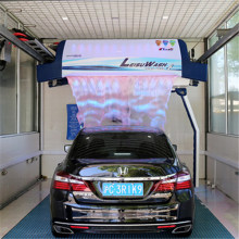 Leisuwash high pressure touchless car washing machine