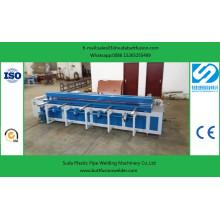 * Máquina de rolamento de solda de topo de folha de plástico 3000mm Dh3000