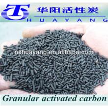 CTC 45-120% carbón activado a base de carbón de 4mm