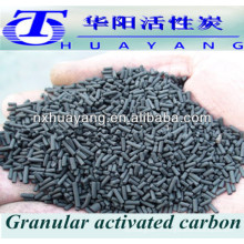 Charbon charbon actif / charbon actif 4mm Anthracite - Huayang Brand